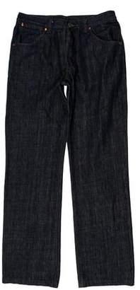 Maison Margiela Five Pocket Straight-Leg Jeans