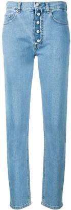 Couture Forte Dei Marmi straight-leg jeans
