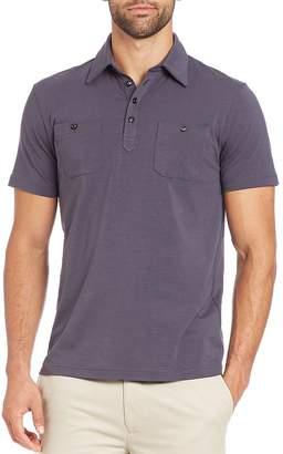 G/FORE Men's Pocket Short-Sleeve Polo