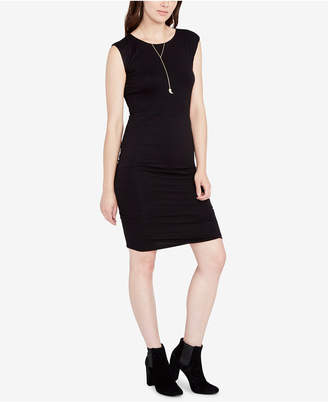 Rachel Roy Draped Bodycon Dress, Created for Macy's