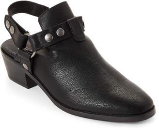 Indigo Rd Black Cesley Slingback Booties