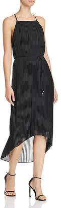 Sam Edelman Pleated High/Low Dress