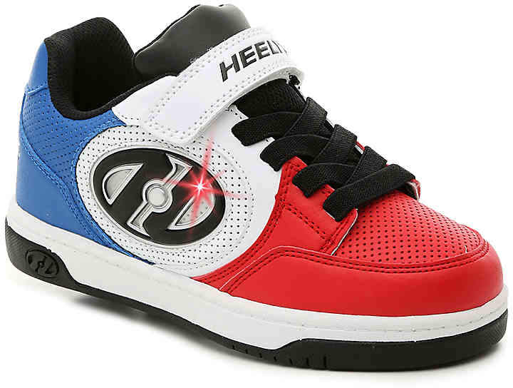 Heelys Plus X2 Toddler & Youth Light-Up Skate Shoe - Boy's