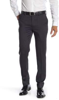 Louis Raphael Black Herringbone Suit Separates Trousers - 30-34""