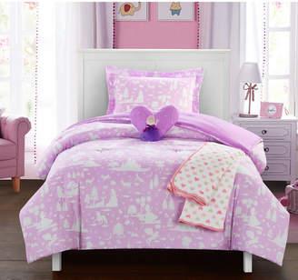 Chic Home Excalibur 4 Piece Twin Comforter Set Bedding
