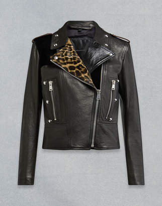 Belstaff Mosaic Marving-T Biker Jacket