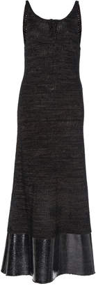 J.W.Anderson Knitted Tank Maxi Dress