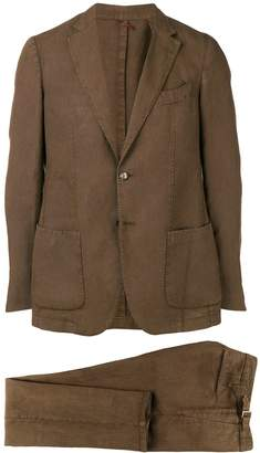 Dell'oglio two-piece formal suit