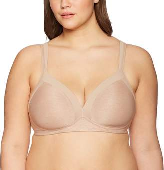 8d496d8518aaf Warner s Warners Women s Plus Size Simply Perfect Full Figure Cooling  Wire-Free Bra