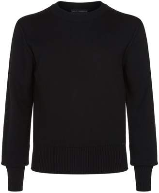 Dolce & Gabbana Virgin Wool Jumper