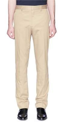 Calvin Klein Uniform stripe outseam chinos