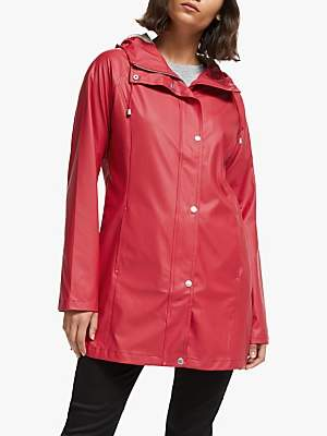 Ilse Jacobsen Hornbæk Hooded Raincoat