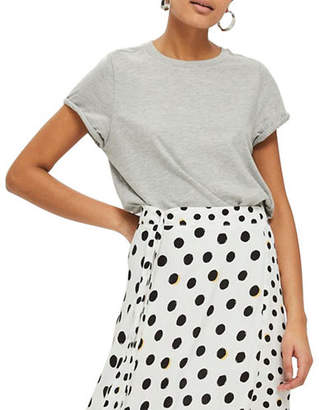Topshop PETITE Roll Back Tee