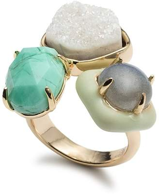 Alexis Bittar Cluster Cocktail Ring