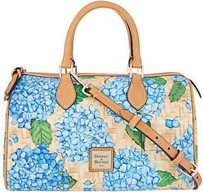 Dooney & Bourke Hydrangea Basketweave ClassicSatchel Handbag - ONE COLOR - STYLE