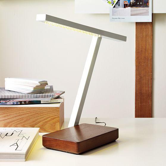 Pratt LED Table Lamp