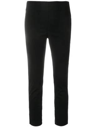 Hache cropped skinny trousers