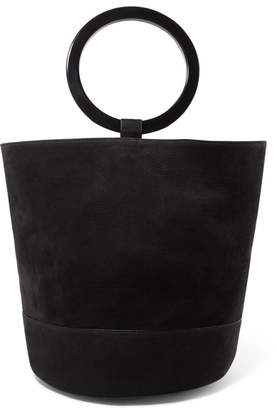 Simon Miller Bonsai 30 Nubuck Bucket Bag - Black