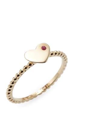 Marc by Marc Jacobs Jewelry Women's Heart Ring