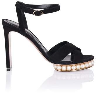 Nicholas Kirkwood Casati Pearl Platform Sandal