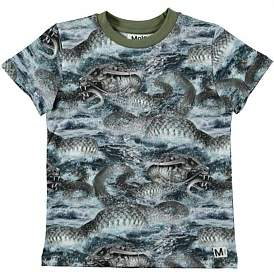 "Molo Midgard Serpent"" Tee (4-12Years)"