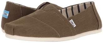 Toms Venice Collection Alpargata Men's Slip on Shoes