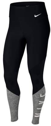 Nike Power Mesh Training Leggings