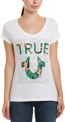 True Religion Tropical Religion T-Shirt