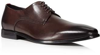 Hugo Boss Highline Derby Plain Toe Oxfords - 100% Exclusive $245 thestylecure.com