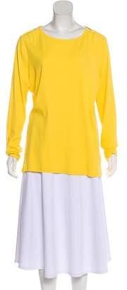 Lauren Ralph Lauren Long Sleeve Knit Top