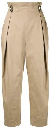 Alexander Wang stud-embellished trousers