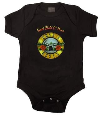 Bravado Kiditude Guns n Roses GNR Onesie Baby Bodysuit