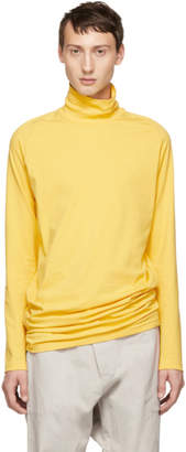 House of the Very Islands Yellow Long Turtleneck