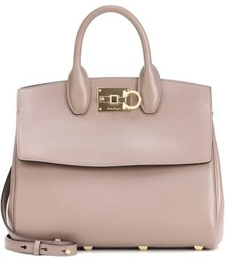 Salvatore Ferragamo Studio leather shoulder bag