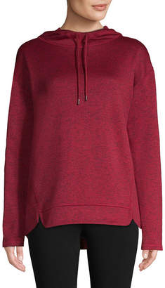 ST. JOHN'S BAY SJB ACTIVE Active Sweater Fleece Pullover