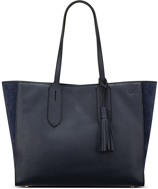 Anne Klein Anne Klein Julia East/West Leather Tote