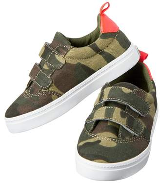 Crazy 8 Camo Strappy Sneakers