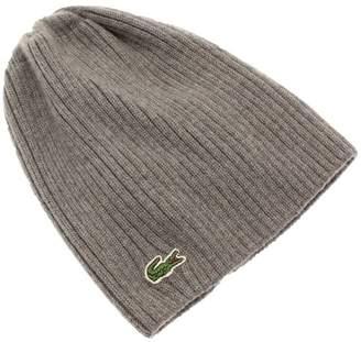 82f276cc7bb Lacoste Beanie Hat - ShopStyle UK
