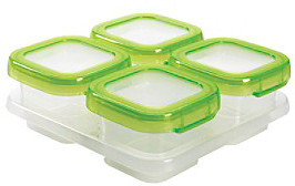 OXO TOT Baby BlocksTM 4-oz. Storage Containers