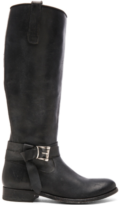 Frye Melissa Knotted Tall Boot $398 thestylecure.com