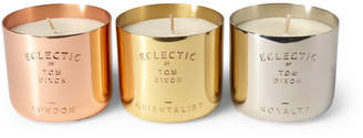 Tom Dixon London, Orientalist And Royalty Scented Candle Set