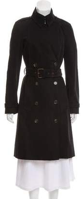 Derek Lam Double-Breasted Trench Coat