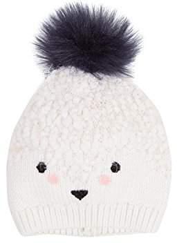 Catimini Baby Girls Bonnet Tricot Pour Beanie,(Size: 46CM)