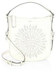 Furla Emma Leather Hobo Bag $448 thestylecure.com