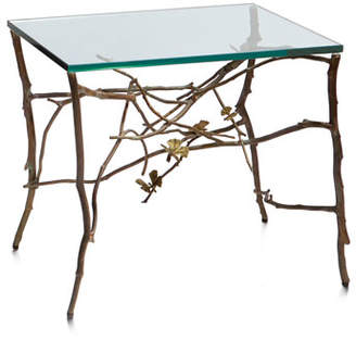 Michael Aram Butterfly Ginkgo Side Table