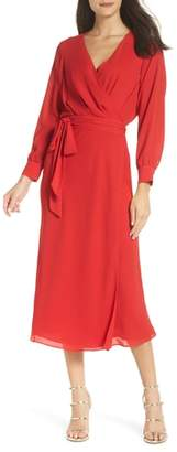 Fame & Partners Allie Georgette Dress