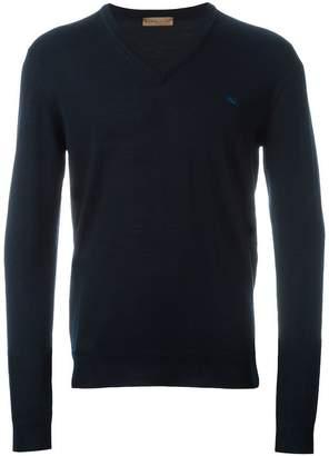 Etro v-neck jumper