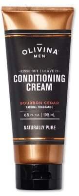 Olivina Bourbon Cedar Conditioning Cream