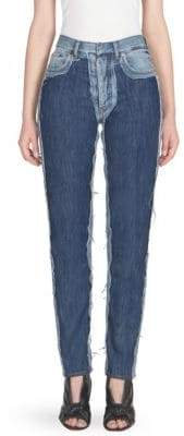 Maison Margiela High-Rise Denim Jeans