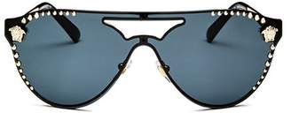 Versace Men's Pilot Sunglasses, 42mm